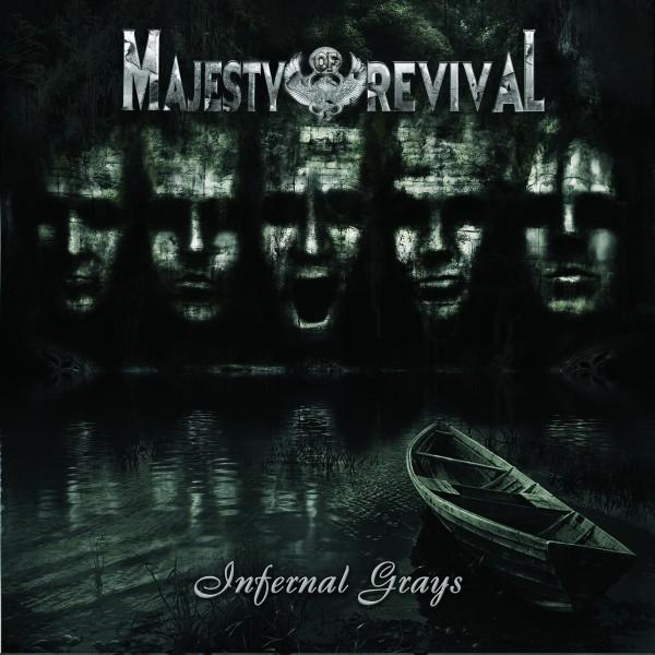 Новый сингл MAJESTY OF REVIVAL - Infernal Grays (2013)