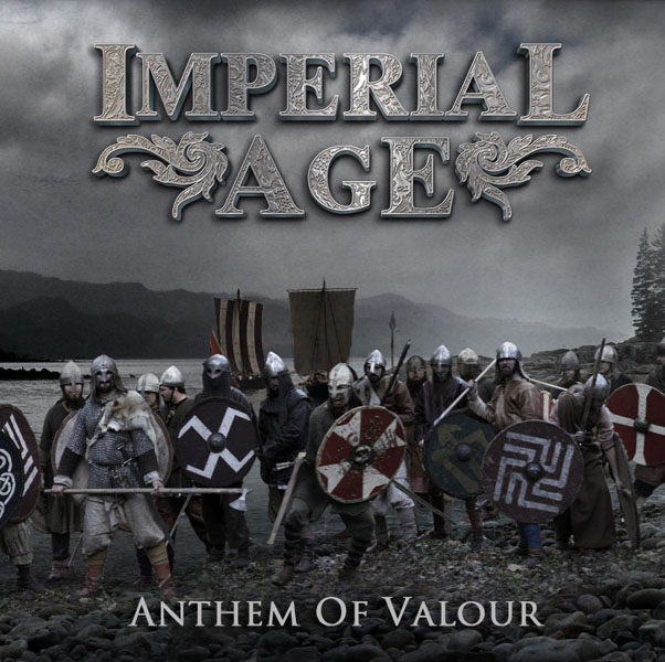 Новый сингл IMPERIAL AGE - Anthem Of Valour