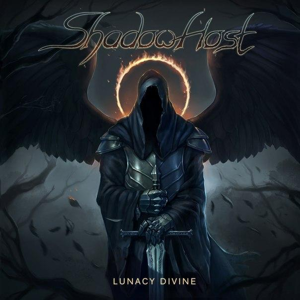Новый EP группы SHADOW HOST - Lunacy Divine (2013)
