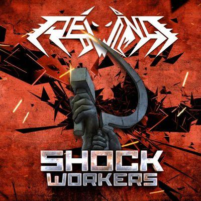 Новый EP группы REWIND - Shock Workers (2016)