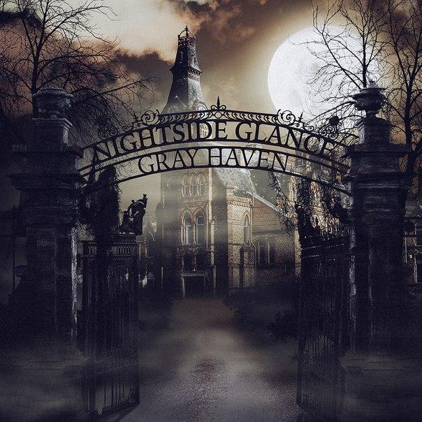CD-релиз NIGHTSIDE GLANCE - Gray Haven