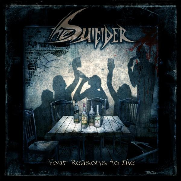 Новый EP группы THE SUICIDER - Four Reasons To Die (2011)