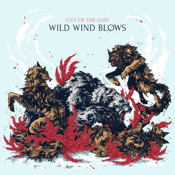 Новый альбом CITY OF THE LOST - Wild Wind Blows (2014)