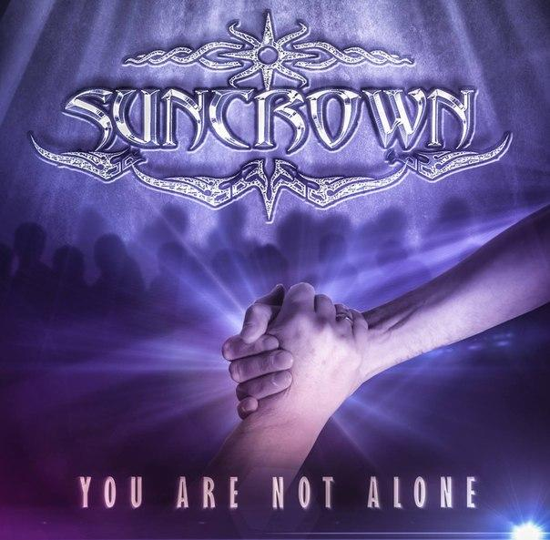 Новый альбом SUNCROWN - You Are Not Alone (2014)