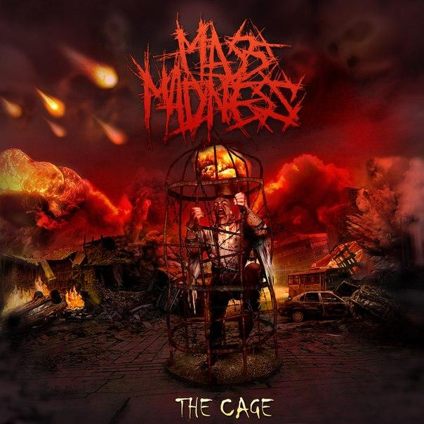 Новый сингл MASS MADNESS - The Cage (2013)
